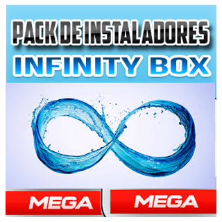 Descarga todos los instaladores Actualizados de infinity box en un solo link