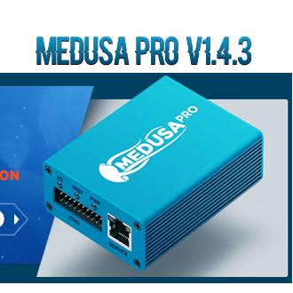 Actualización Medusa PRO v.1.4.3