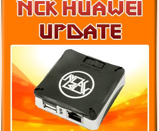 Actualización Ultimate NCK Huawei Module v10.0.184
