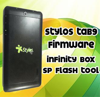 Stylos Tab9 Firmware
