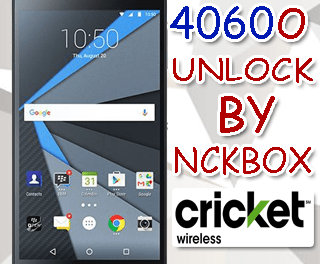 Alcatel 4060O Cricket Unlock