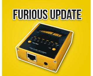 Actualización furious gold