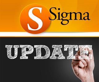 Actualización Sigma Software v.2.26.10