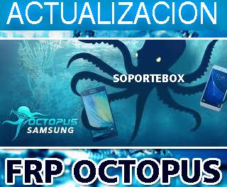 Actualización Octoplus frp tool v1.0.6