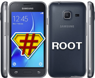 Root Samsung Galaxy J1 Mini SM-J105B