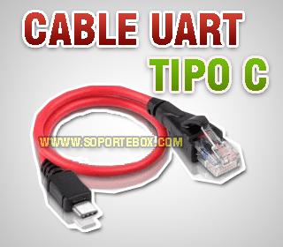 Nuevo Cable Uart Tipo C