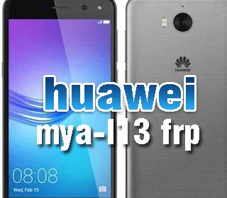 Huawei mya-l13 FRP