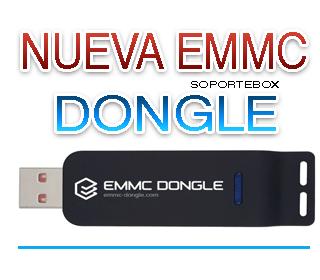 Nueva EMMC Dongle 2018
