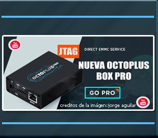 Octoplus JTAG PRO v.1.5.4
