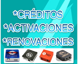 Activaciones y Créditos