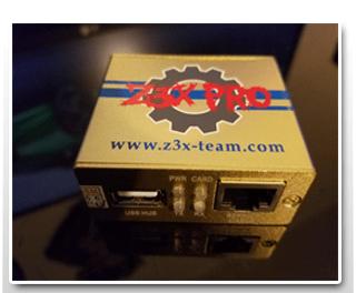 z3x actualización 29.2