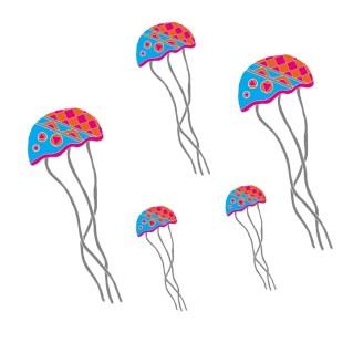 Jellyfish inspired design