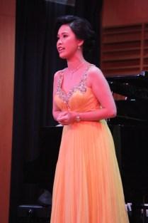 A Night at the Opera - UPH Recital 2015
