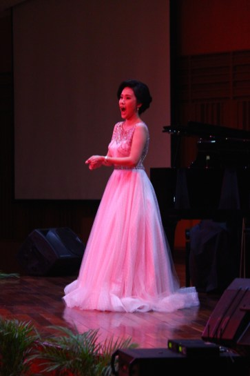 A Night at the Opera - UPH Recital 2015