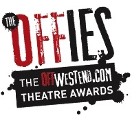 Nominated for 3 Offies! February 2014