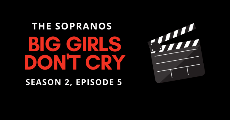 Big Girls Don't Cry Episode