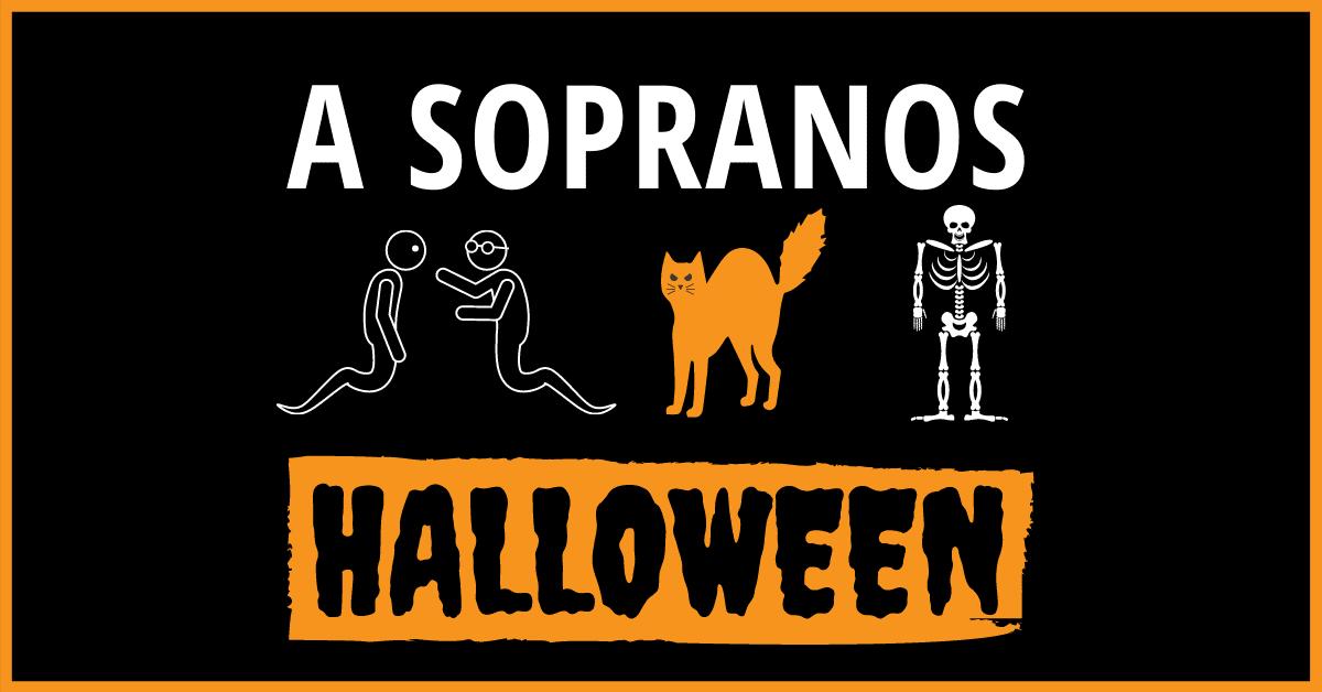 Sopranos Halloween