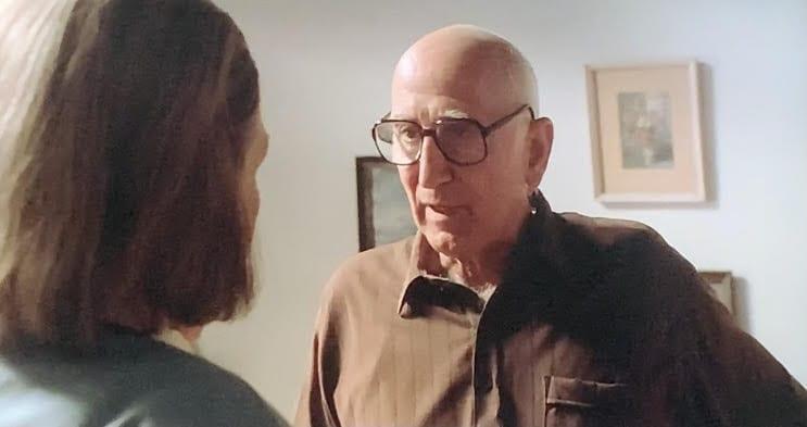 Junior talking to Livia in Denial Anger Acceptance (Season 1, Episode 3)