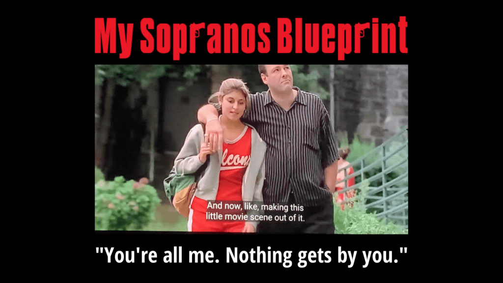 Sopranos Top 10: My Favorite Scenes with Meadow and Tony Soprano