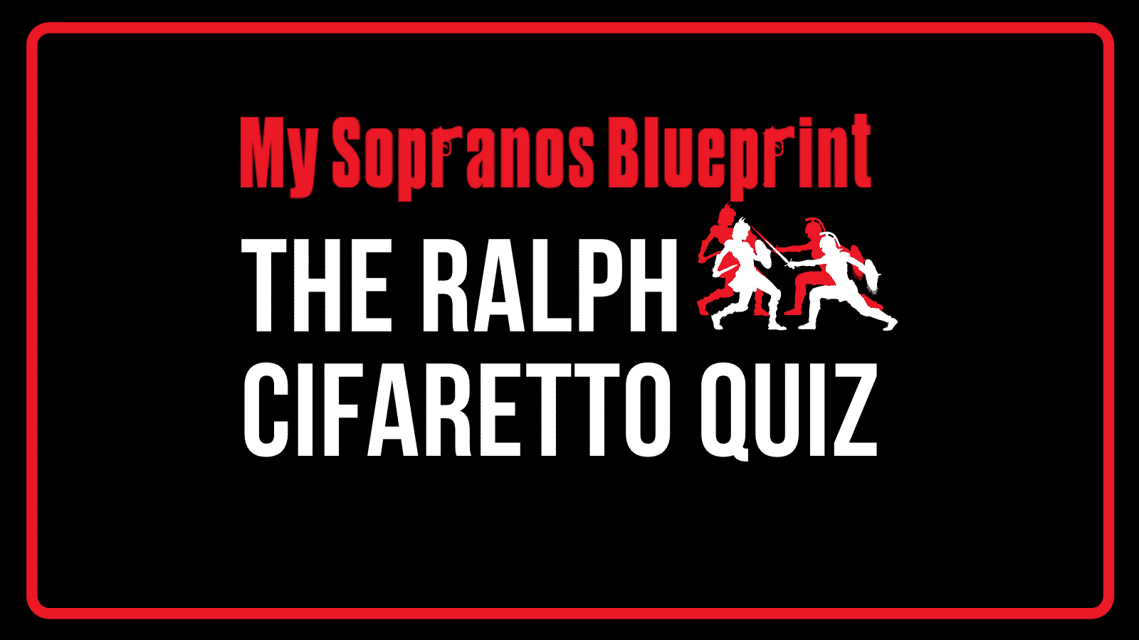 Ralph Cifaretto Quiz Cover Image