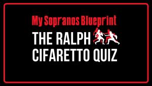 Ralph Cifaretto Quiz Cover Image