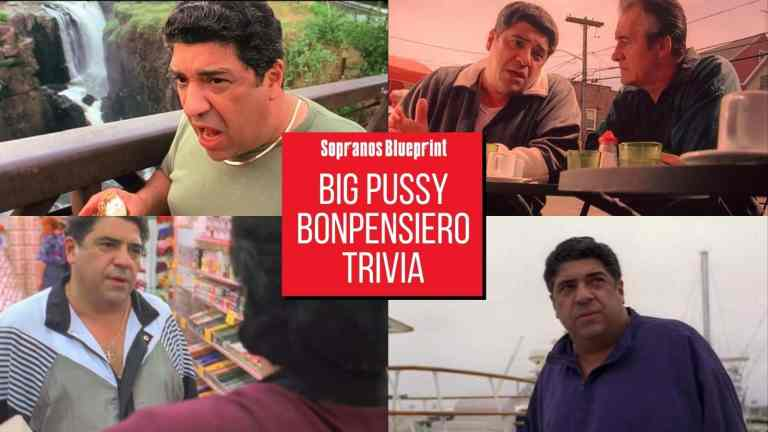 """How Much Do You Know About Sal """"Big Pussy"""" Bonpensiero?"""