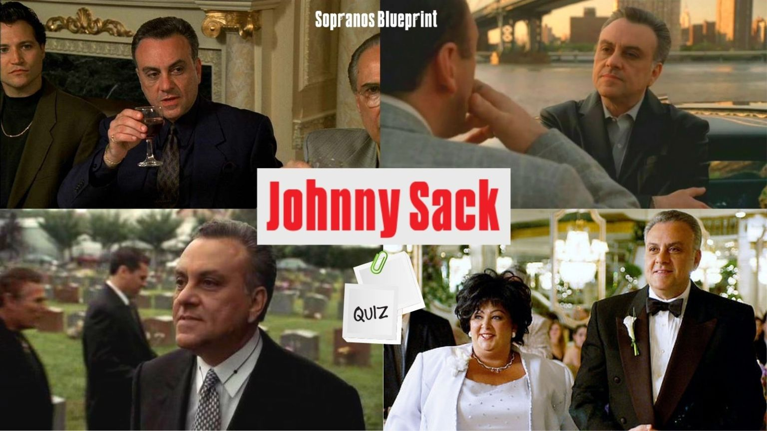 How Much Do You Know About The Sopranos Character Johnny Sack?