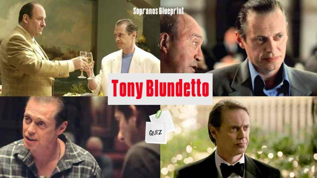 How Much Do You Know About The Sopranos Character Tony Blundetto?