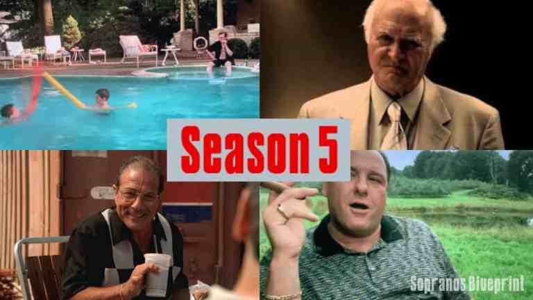scenes from the sopranos season 5.
