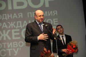 Председатель Комитета Государственной Думы РФ по конституционному законодательству и государственному строительству Владимир Плигин