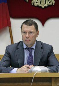 Заместитель начальника ГУ МВД по Московской области Андрей Липилин