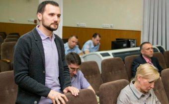 Исполнительный директор  Фонда поддержки пострадавших от преступлений Матвей Гончаров