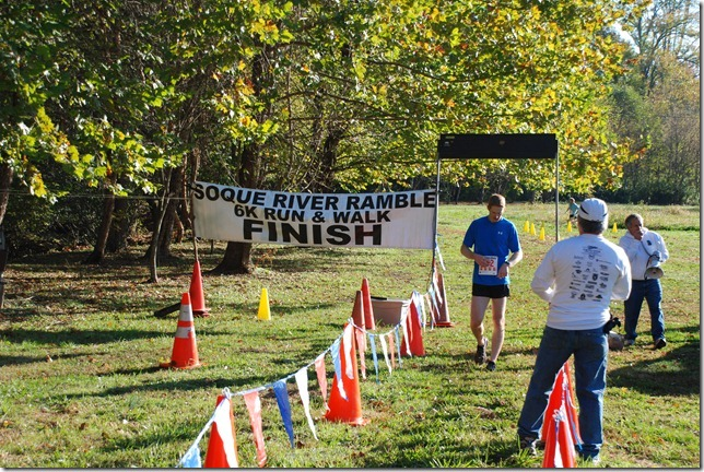 2011 Soque River Ramble - Race Results