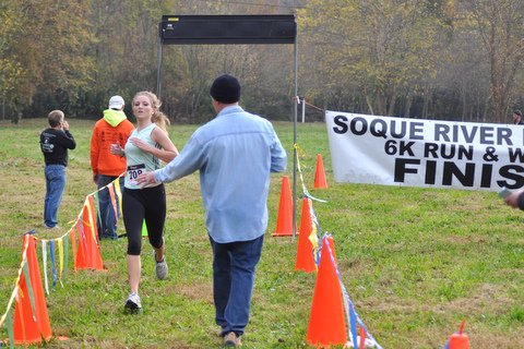 2012 Soque River Ramble - Results & Times