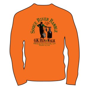 2012 Soque River Ramble TShirt