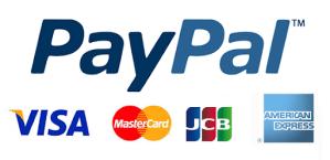 【paypal登録方法】コンテンツ購入準備方法の解説(クレジットカード払い可)