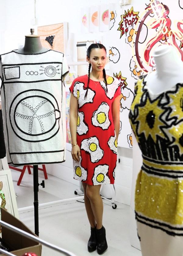 Rodnik Band Pop Art Fashion Sorabelle