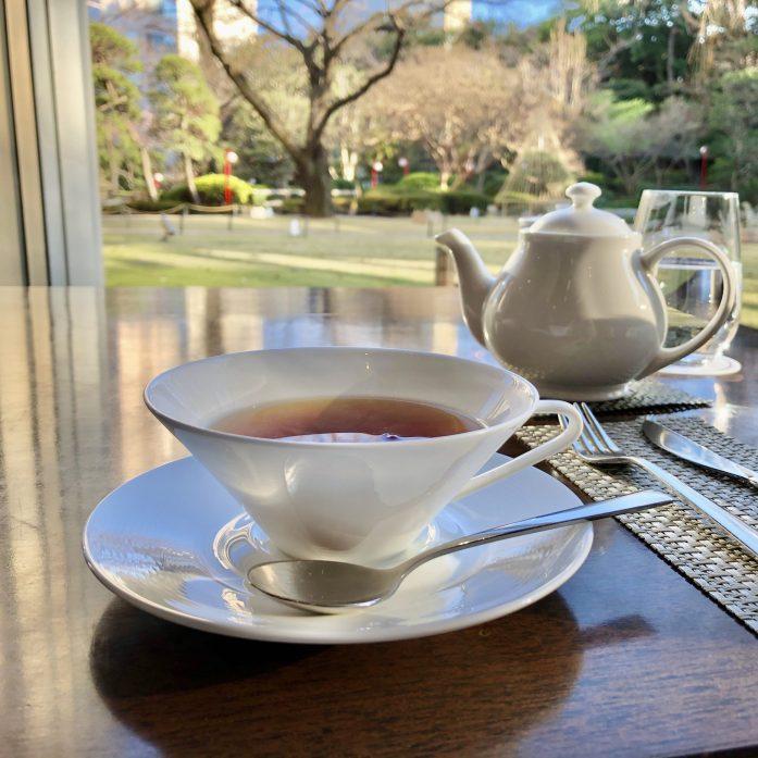 グランドプリンスホテル高輪「光明」紅茶 ディンブラ