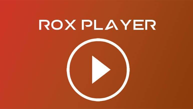 ROX Player - Просмотр фильмов через торрент файл.