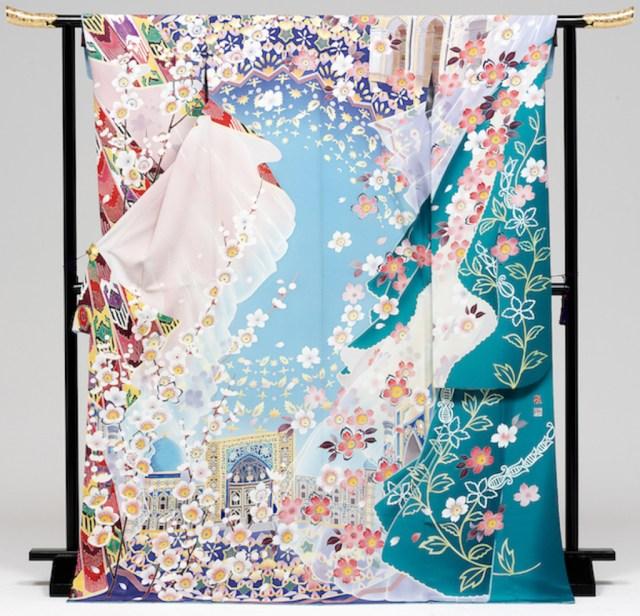 Уникальное кимоно 61