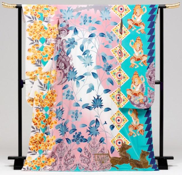 Уникальное кимоно 16