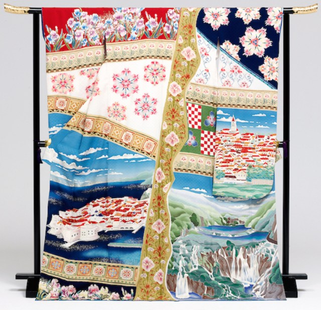 Уникальное кимоно 20