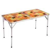 二つ折りリビングテーブル