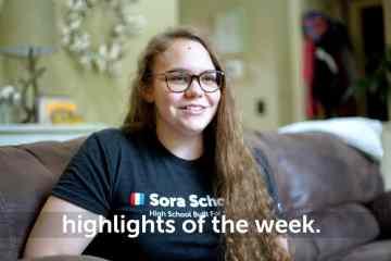 Sora Schools Student Spotlight - Hannah