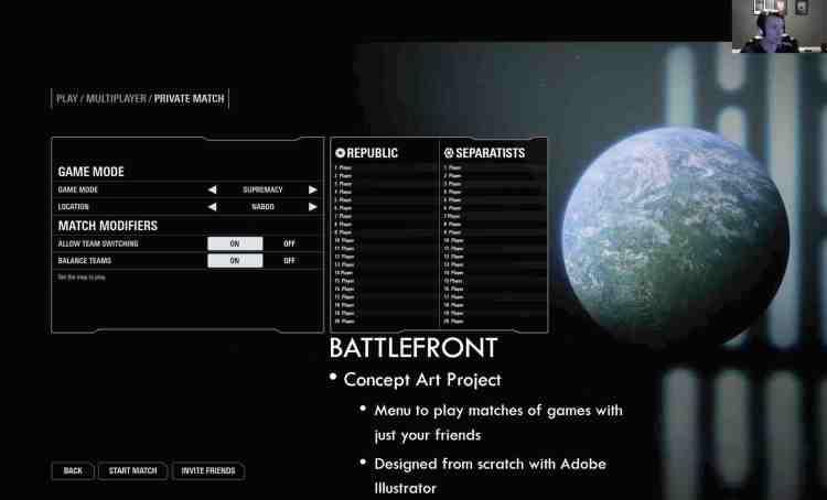 Sora Schools Video Game Concept Art Project