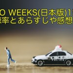 TWO WEEKS(日本版)1話の視聴率とあらすじや感想!すみれと別れた理由?