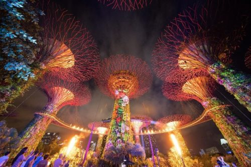 5 Tahun Keajaiban di Gardens by the Bay