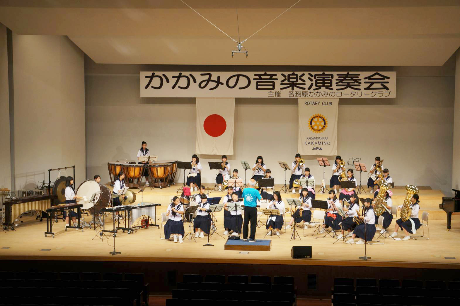 11/4 川島中学校吹奏楽部出演決定!