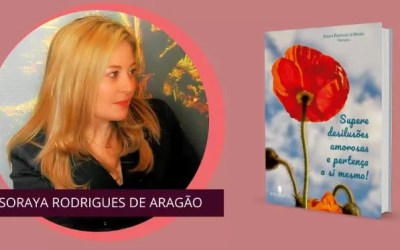 Resenha do livro Supere desilusões amorosas e pertença a si mesmo! Elaborado e publicado no site da Revista Afrodite.