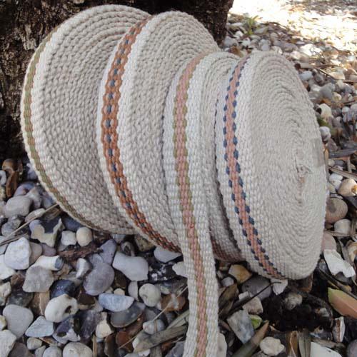 Cotton Woven Strap